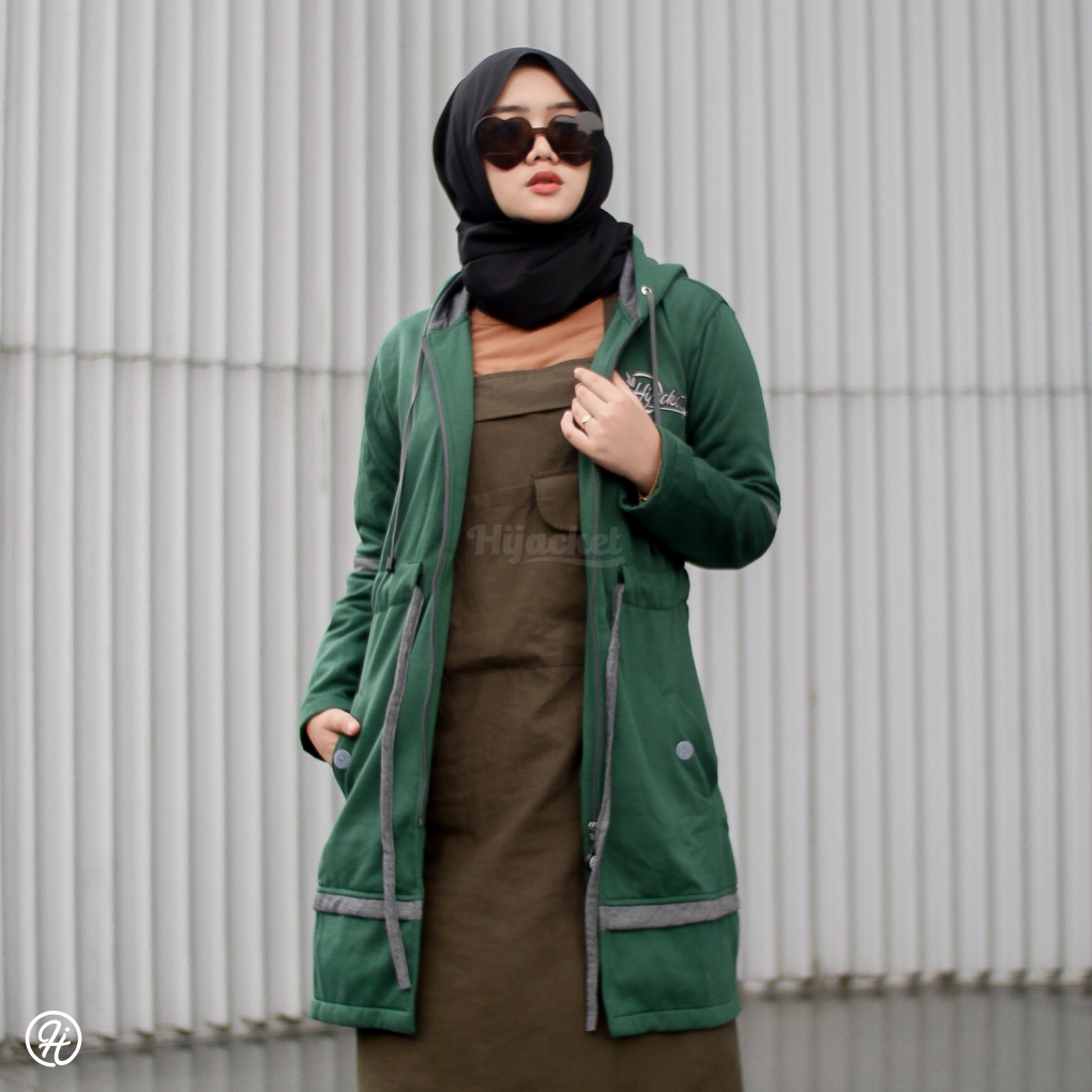 Hijab Jaket Aurelia HJ-AUR-ALPINE