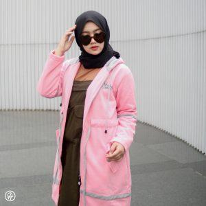 Hijab Jaket Aurelia HJ-AUR-ORCHID-XXL