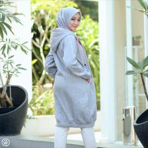 Jaket Hijabers Basic HJ-12-XXL
