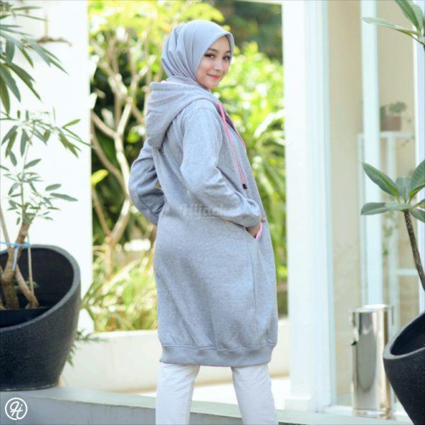Jaket Hijab Basic HJ-12