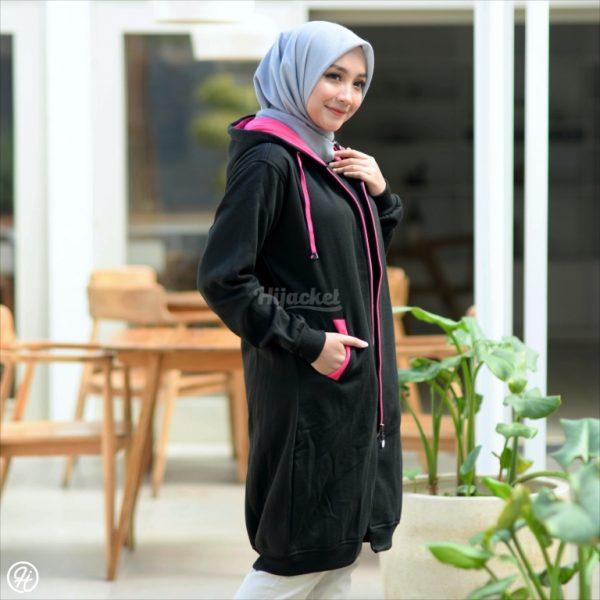 Jaket Untuk Hijaber Basic HJ-16-XXL