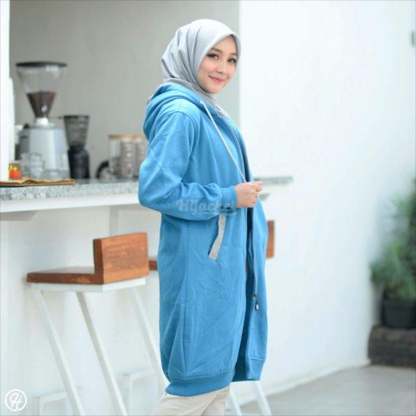 Jaket Hijab Basic HJ-17-XL