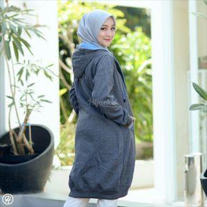 Jaket Untuk Hijaber Basic HJ-5-XL