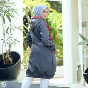 Jaket Untuk Hijaber Basic HJ-6
