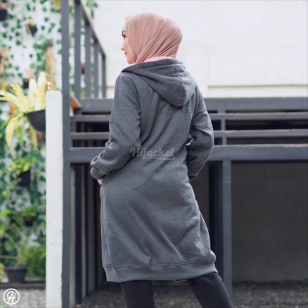Jaket Hijabers Basic HJ-7-XXL