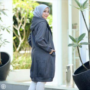 Jaket Hijabers Basic HJ-8
