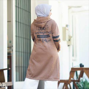 Jaket Hijaber Beautix HJ-BX-MAGNUM-XL