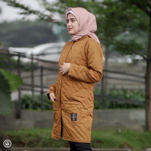 Hijab Jaket Belva HJ-BLV-MARIGOLD-XL