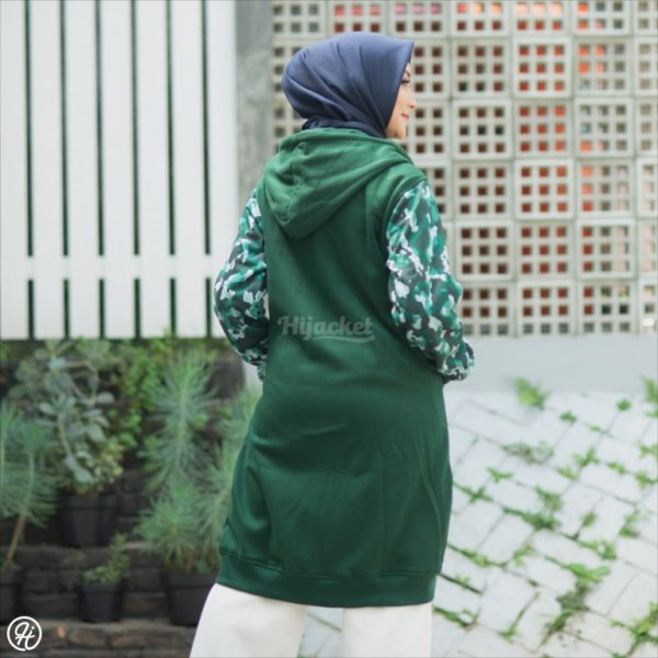 Jaket Hijab Camouflashion HJ-CF-ALPINE-XL