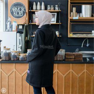Jaket Hijab Elma HJ-EL-BLACKBERRY-XL
