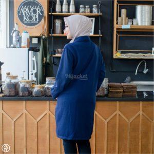 Jaket Hijab Elma HJ-EL-BLUEBERRY-XL