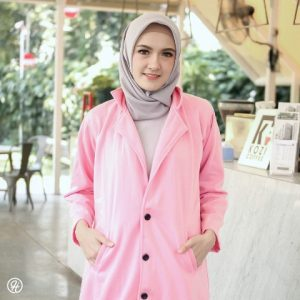 Jaket Hijab Elma HJ-EL-PEACHINK