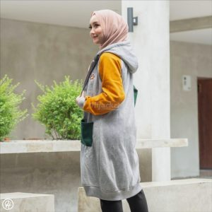 Hijab Jaket Groovy HJ-GR-MARBLE-POPS-XL