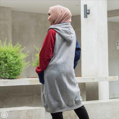 Hijab Jaket Groovy HJ-GR-MARVELOUS-XL