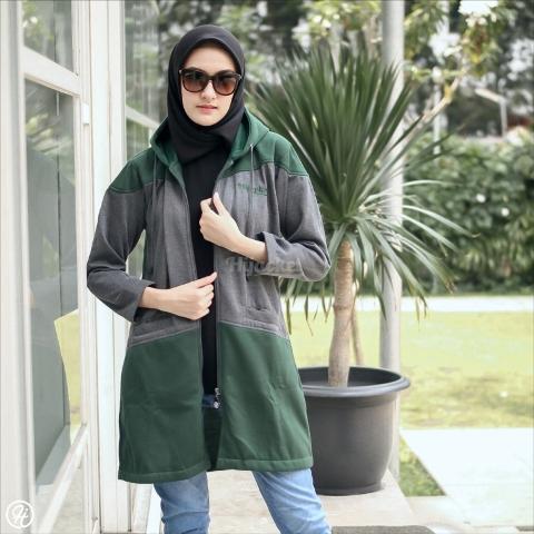 Jaket Hijab Hyura HJ-HYR-ALPINE-XL