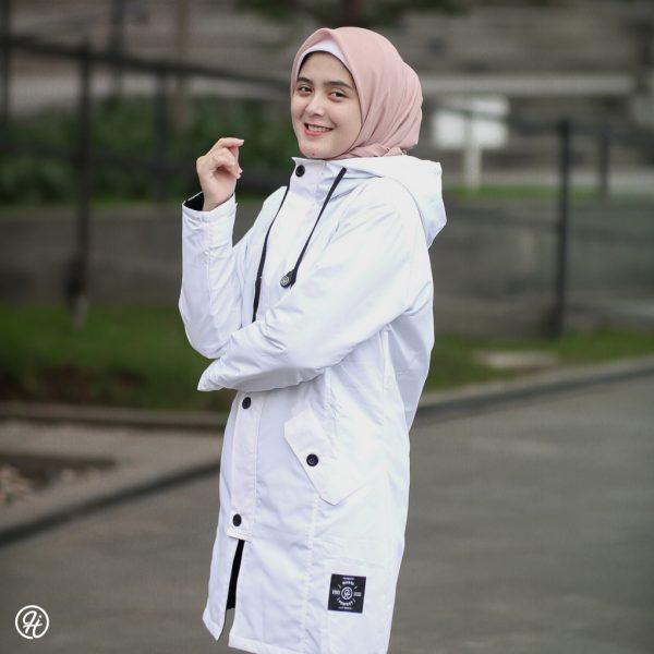 Hijab Jaket Ixora HJ-IXR-SNOW-XXL