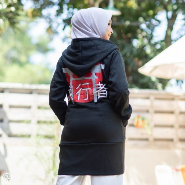 Hijab Jaket Japan-Street HJ-JS4-XL