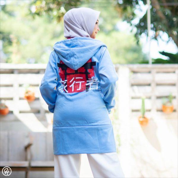 Jaket Hijabers Japan-Street HJ-JS5-XL