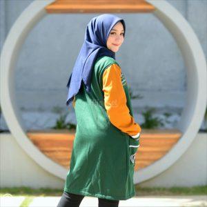 Jaket Untuk Hijaber Qadira HJ-QD-ALPINE-GOLD
