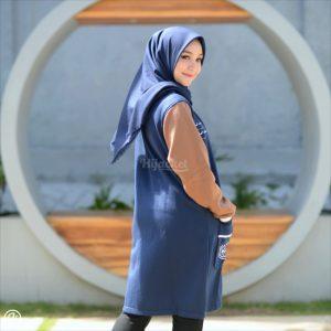 Jaket Hijab Qadira HJ-QD-ROYAL-MAGNUM-XL