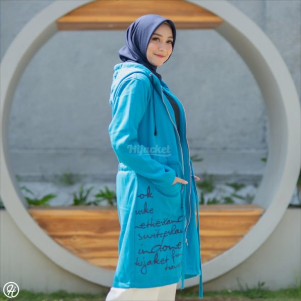 Hijab Jaket Urbanisashion HJ-UB-HARBOR-XXL