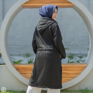 Hijaket Urbanisashion HJ-UB-RAVEN-BLACK