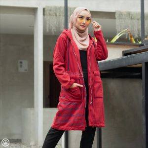 Jaket Hijabers Urbanisashion HJ-UB-RUBY-XL