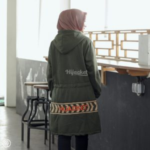 Hijacket Vendulum HJ-VD-OLIVE-GREEN