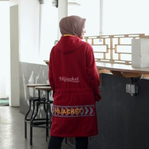 Hijaket Vendulum HJ-VD-SPARROW-RED-XL