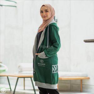 Jaket Hijab Yukata HJ-YK-GREEN