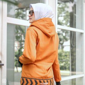 Jaket Untuk Hijaber Yukata HJ-YK-MARIGOLD-XL