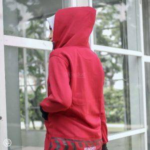 Hijab Jaket Yukata HJ-YK-RUBY